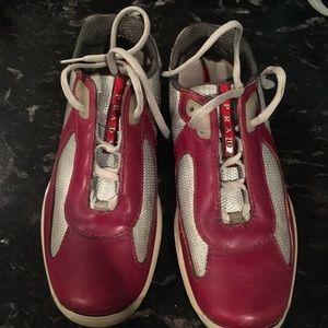 Men's Prada Sneakers (pre-owned)